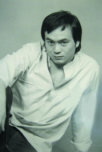 A young Chung