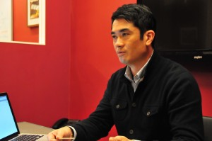 Bobby Tse, managing director of Sowers Exchange