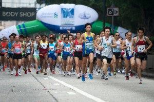 The Standard Chartered Hong Kong Marathon, an annual event most Hong Kong people are familiar with