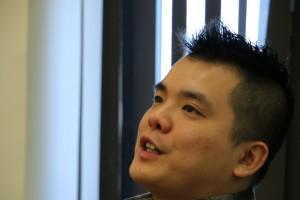 Brian Ho Chi-kuen, a CSR campaigner