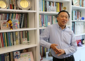 Dr Yeung Ka-ching, principal lecturer in the Department of Social Work and Social Administration at HKU