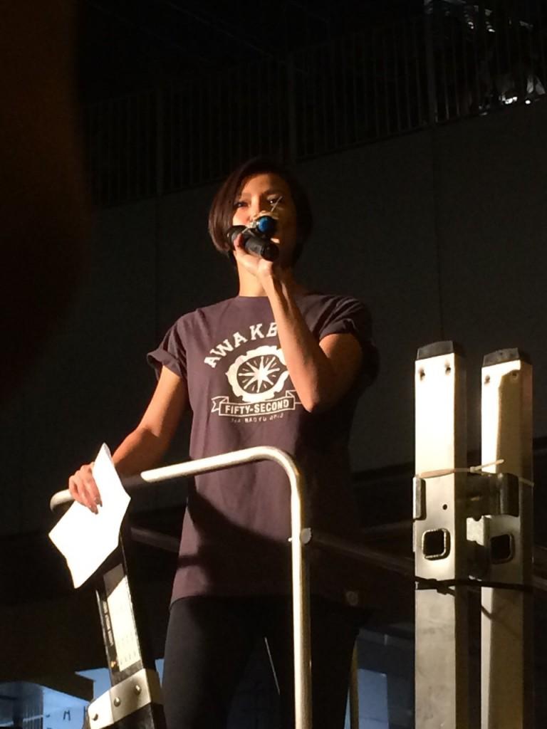 HOCC on stage
