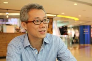 Brian Ho, founder of the Hong Kong Freelancers Network