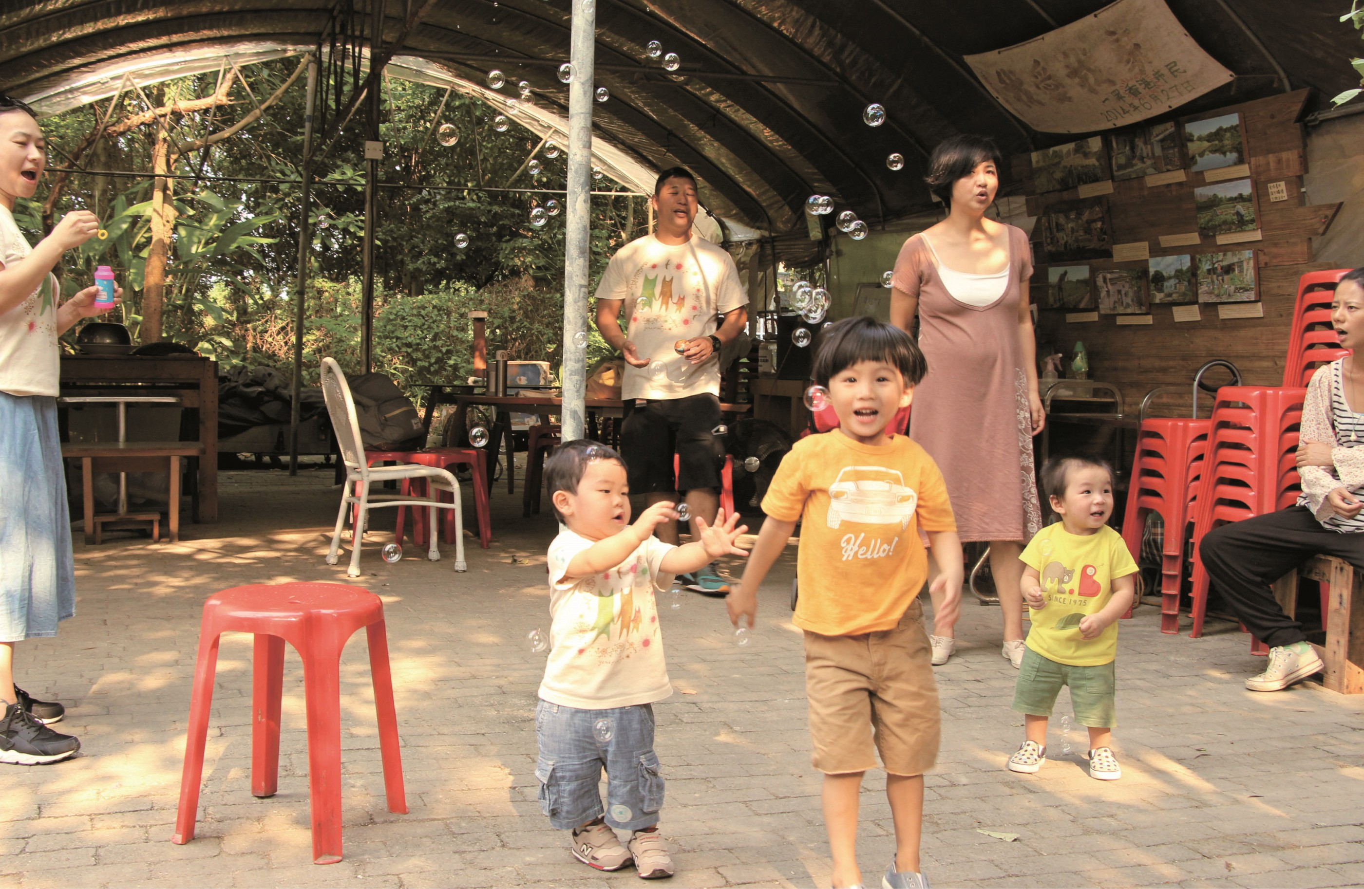 changing idea of family in Hong Kong