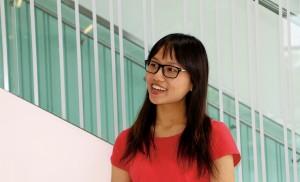 Queenie Chung Xiao-qing