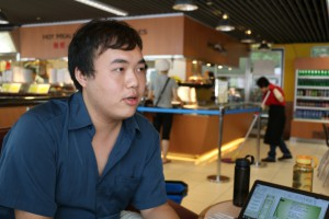 Sung Ka-wing plans to start his own business.