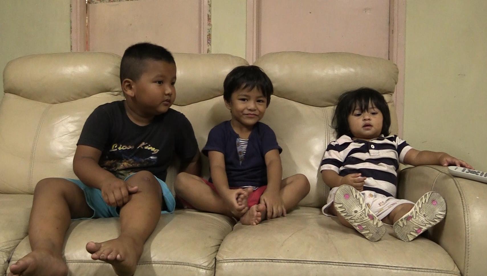 Hong Kong refugee children education