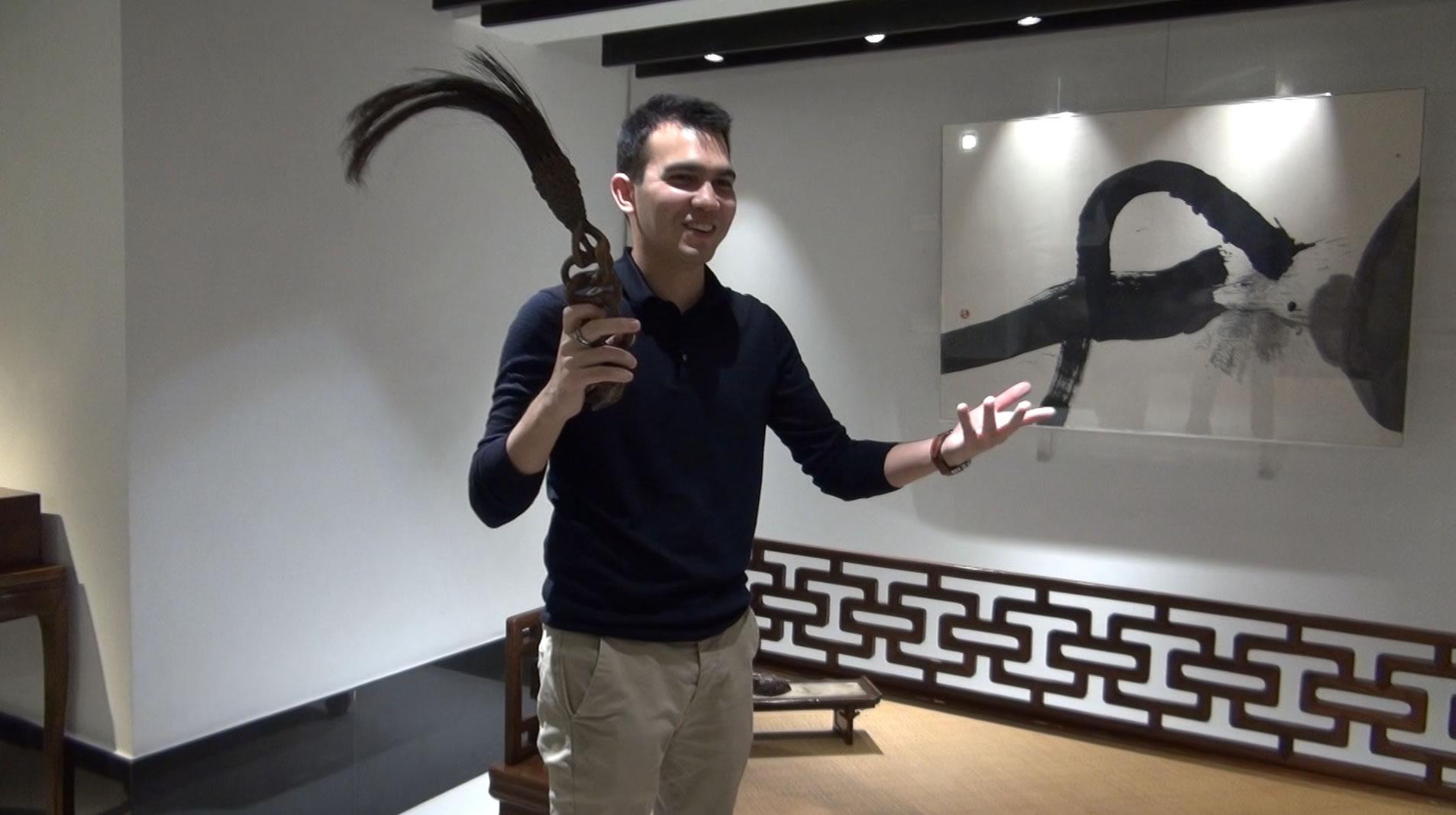 Hong Kong private museum Liang Yi