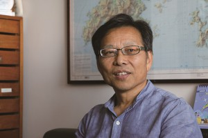 Hung Wing-tat, associate professor in the Civil and Environmental Engineering Department at the Hong Kong Polytechnic University.